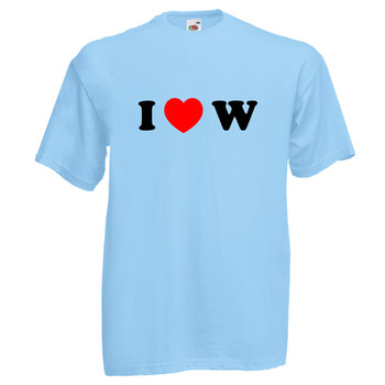 Isle Love Wight T-Shirt