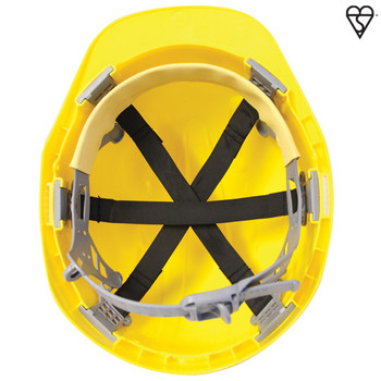 EVO3® Vented Industrial Safety Helmet