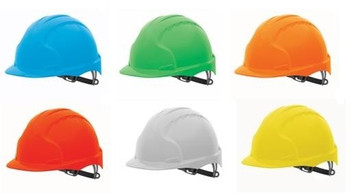 EVO2® Vented Industrial Safety Helmet with 'Your Text'