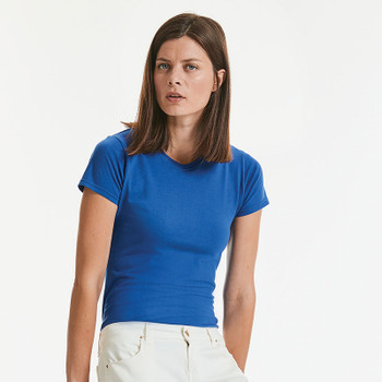 Lightweight Slim T-Shirt - LADIES
