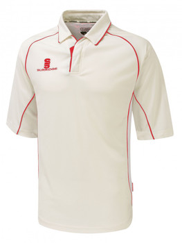 Surridge Kids Premier 3/4 Sleeve Shirt