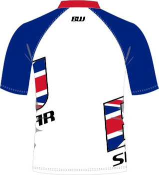 Sports Polo Shirt - Custom Made With Your Design