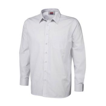 "DL Boys L/Sleeve Shirt - Sizes 14.5-18"" Collar"