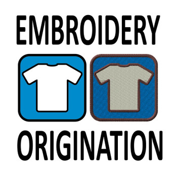 New Embroidery 'logo/design' Set Up Fee