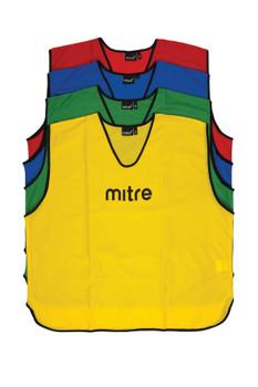 Mitre Core Training Bib Set of 25