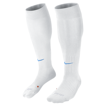 Nike Classic II Sock - White/Royal