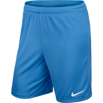 Nike Park II Knit Short - ADULT Uni Blue/White