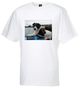 'Your' Photo or Picture T-Shirt - ADULT