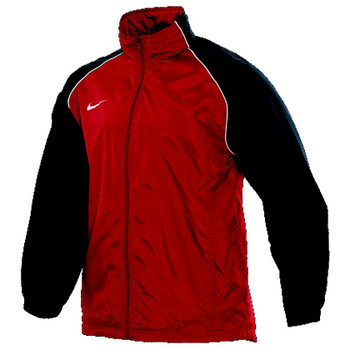 Nike Fundamental Rain Jacket II - Varsity Red/Black/White