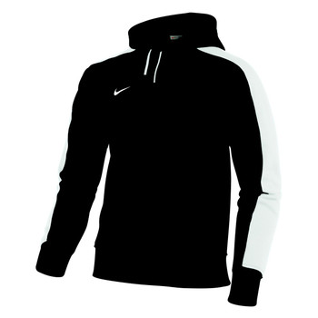 Nike Team Fleece Hoodie ADULTS - Black/White