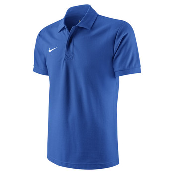 Nike Core Polo ADULTS - Royal Blue/White