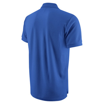 Nike Core Polo ADULTS - Royal Blue/White