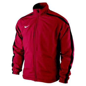 Nike Woven Warm-Up Jacket ADULTS - Varsity Red/Black/White