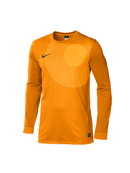 Nike Adult Park IV Goalie Jersey - Uni Gold/Varisty Maize/Black