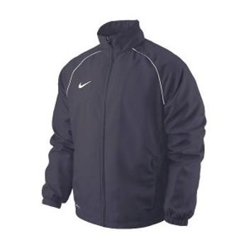 Nike Sideline Jacket - CHILD - Black/White