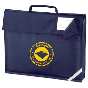 Queensgate Primary Book Bag