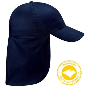 Queensgate Primary Legionnaire Cap