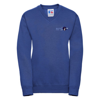 Niton Primary V-Neck Sweatshirt