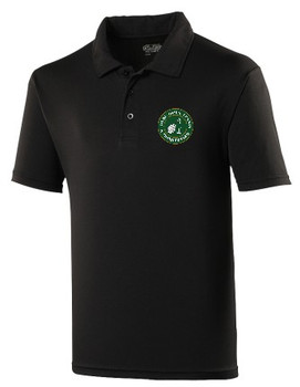 Ryde Lawn Polo - MEN'S Black