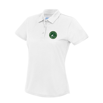Ryde Lawn Polo - LADIES White