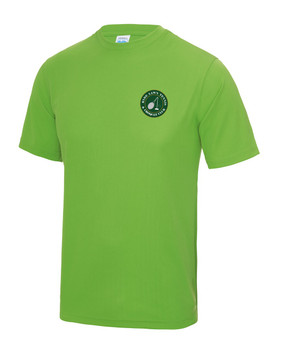 Ryde Lawn T-Shirt - MEN'S Lime