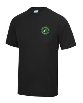Ryde Lawn T-Shirt - MEN'S Black