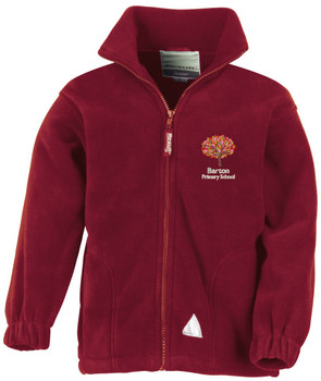Barton Primary Fleece