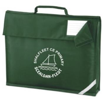 Shalfleet Primary Book Bag - NO STRAP
