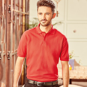Classic PolyCotton Polo  - MEN'S