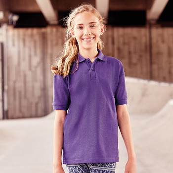 Classic PolyCotton Polo  - CHILD