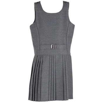 Girls School Pinafore Dress