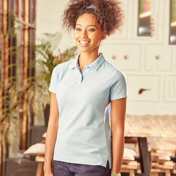 Classic PolyCotton Polo  - LADIES