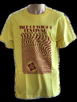 IW Festival 1970 T-Shirt - Adult 'Sunflower'