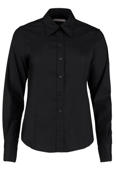 Corporate Oxford Blouse - Ladies L/Sleeve