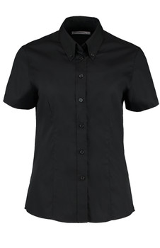 Corporate Oxford Blouse - Ladies S/Sleeve