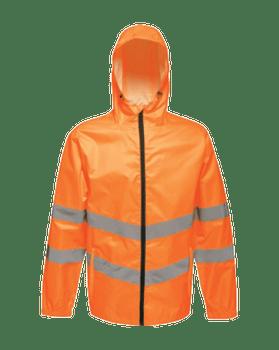 Hi-Vis Pro Packaway Jacket