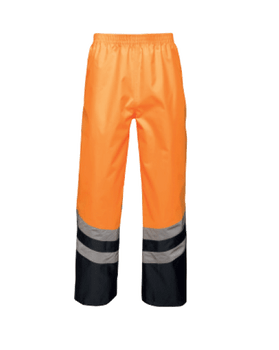 Hi-Vis Pro Contrast Overtrousers