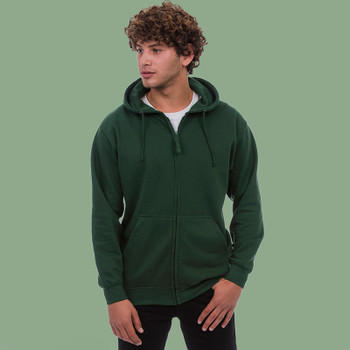 Nuts4Ford Zipped Hoodie