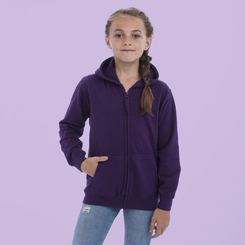 Nuts4Fords Full Zip Hoodie - KIDS
