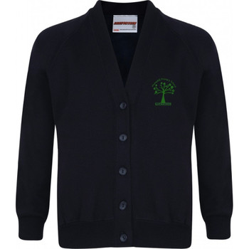 Hunnyhill Primary Cardigan