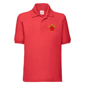 Medina House Polo - With LOGO