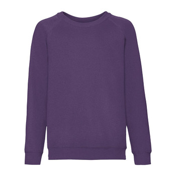 Classic Raglan Sweatshirt - CHILD