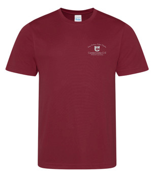 Carisbrooke  Primary  PE T-Shirt