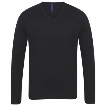 Lightweight V-Neck Sweater - MEN'S