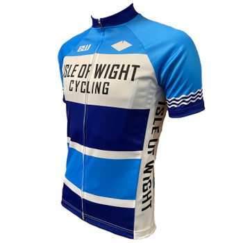 IOW Cycling  S/Sleeve  Jersey