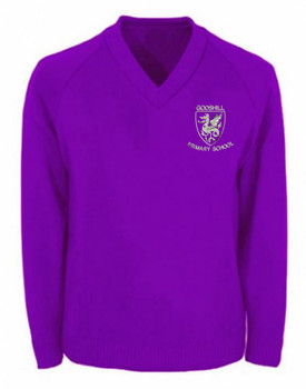 Godshill Primary V-neck Jumper
