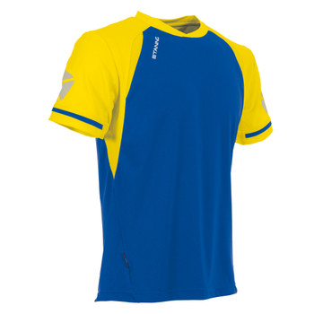 Liga S/Sleeve Football Shirt - YOUTH