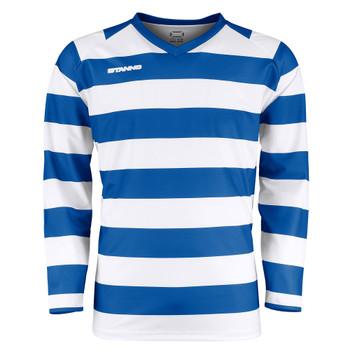 Lisbon L/Sleeve Football Shirt - YOUTH