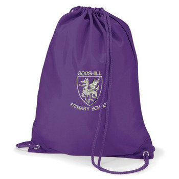 Godshill Primary PE Bag