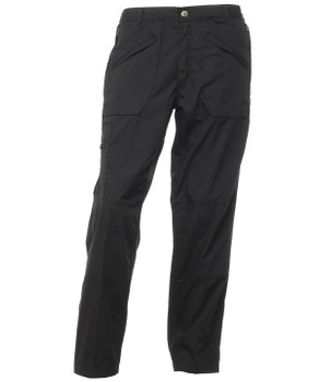 Action Trousers - Black - WATER STAINED